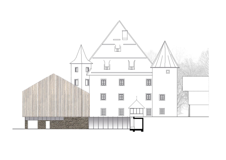 Kubik studio f r architektur sst schullandheim tandalier studio kubik - Architektur ansicht ...