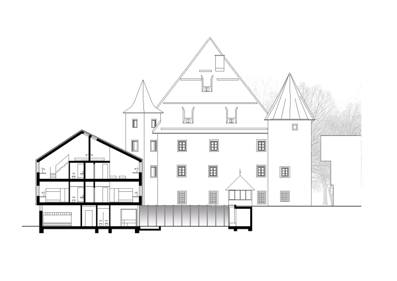 Kubik Architektur Architecture Berlin Sst Schnitt Studio Kubik
