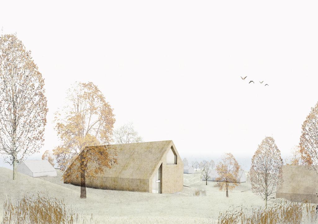 KUBIK Architektur - Studio für Architektur Berlin - architecture - Projekt - Hotel - Parkstudios - Perspektive