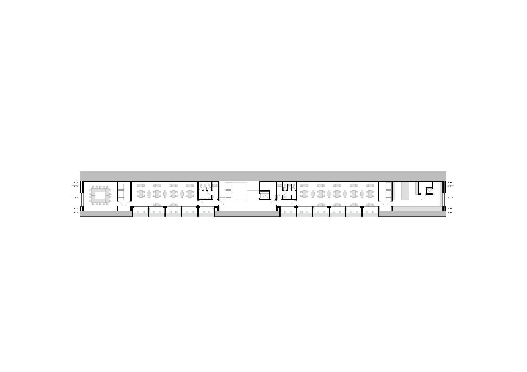 KUBIK Architektur - Studio für Architektur Berlin - architecture - Projekt - Hotel - Dachgeschoss