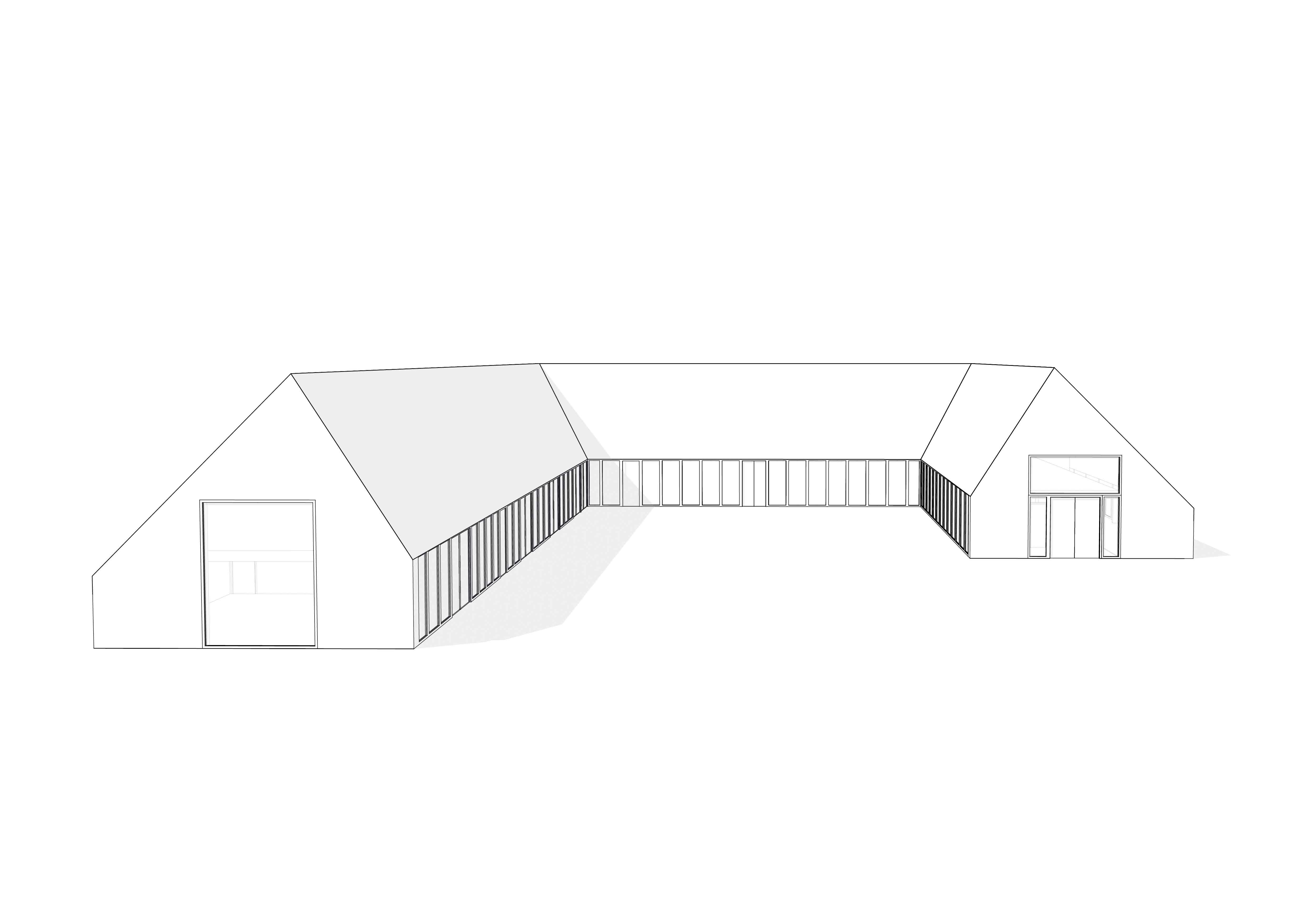 KUBIK Architektur - Studio für Architektur Berlin - architecture - Projekt- Hotellogistik - Perspektive