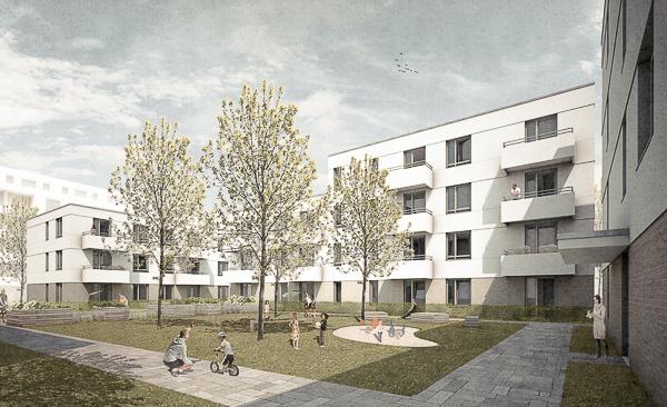 KUBIK Architektur - Studio für Architektur Berlin - architecture - Visualisierung