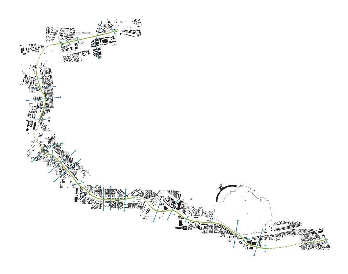 Kubik studio f r architektur aut berbauung for Architektur axonometrie