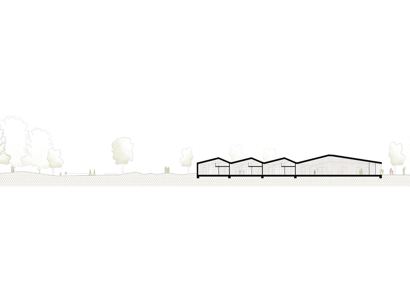 KUBIK-architektur-architecture-berlin-KHI-Schnitt A-A-2