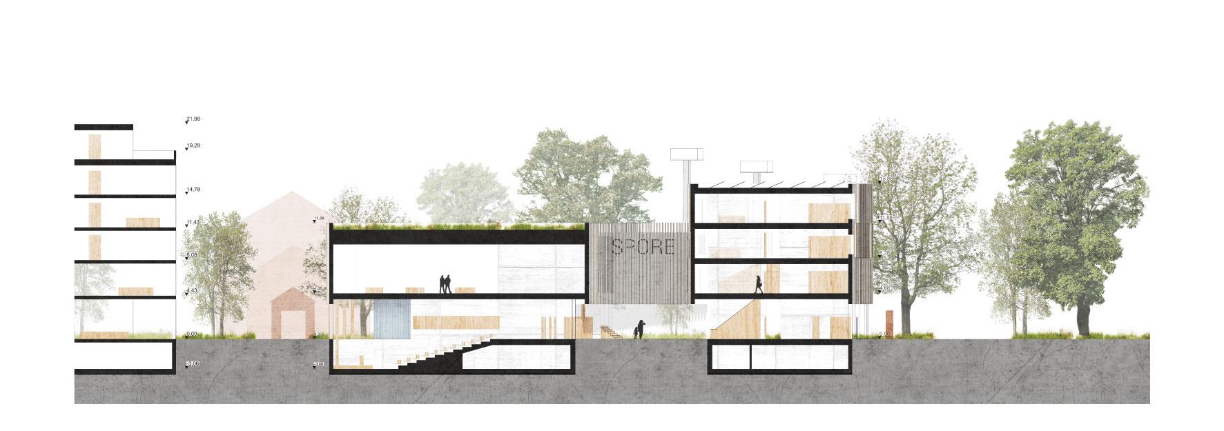 STUDIOKUBIK-KUBIK-architektur-architecture-berlin-SPORE_Initiative_haus des gemeinnuetzigen journalismus_sc2