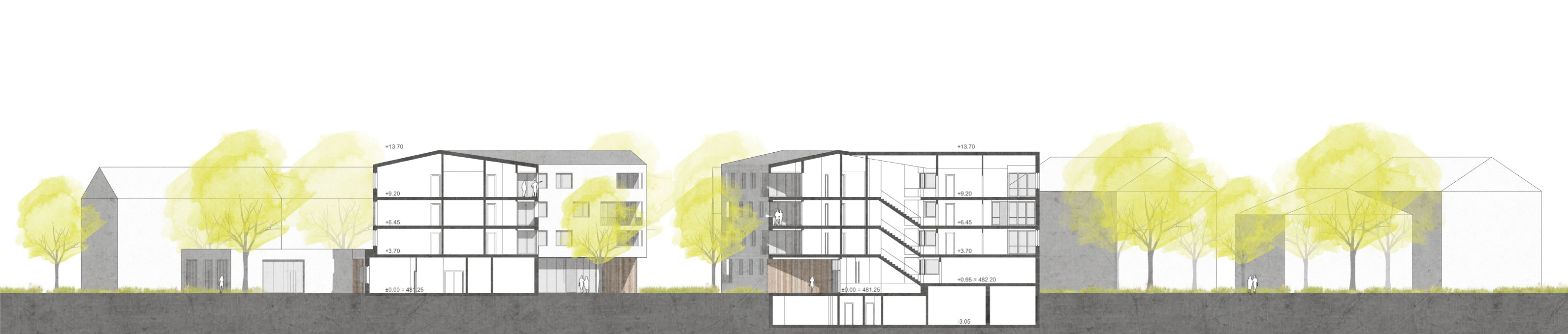 STUDIOKUBIK-architektur-architecture-berlin-wohnanlage-karl-wagner-straße-bad-aibling-sc