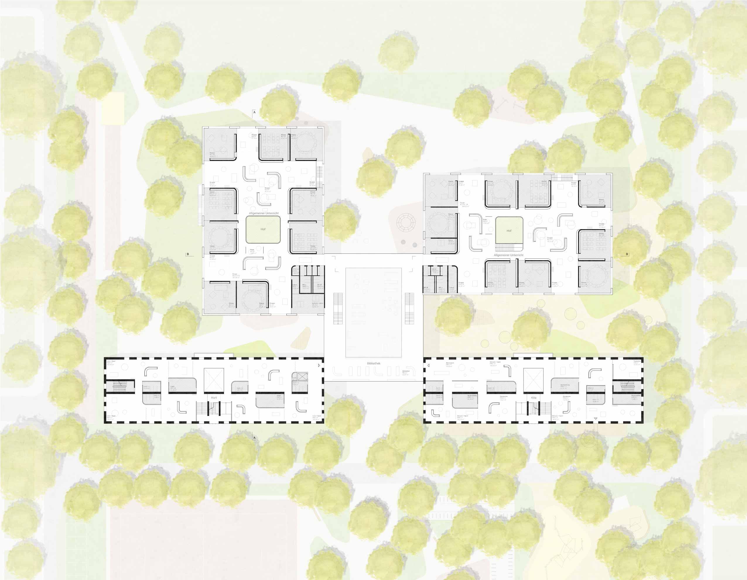 STUDIOKUBIK-architektur-architecture-berlin-Grundschule-Kindergarten-Hort-Krampnitz_OG